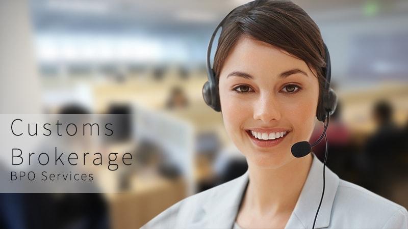 Customs Brokerage BPO Services