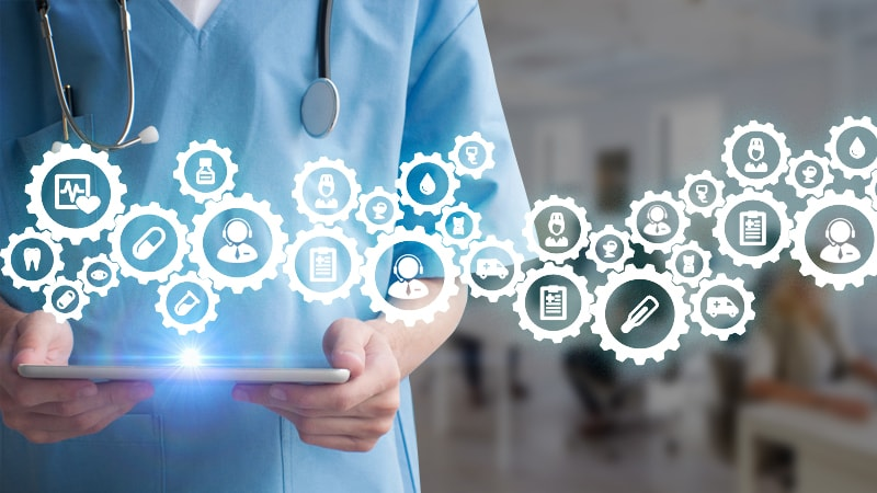 healthcare business process outsourcing