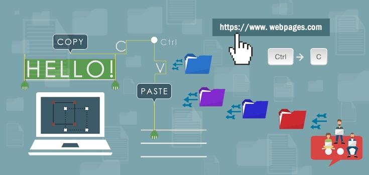 copy-paste-service