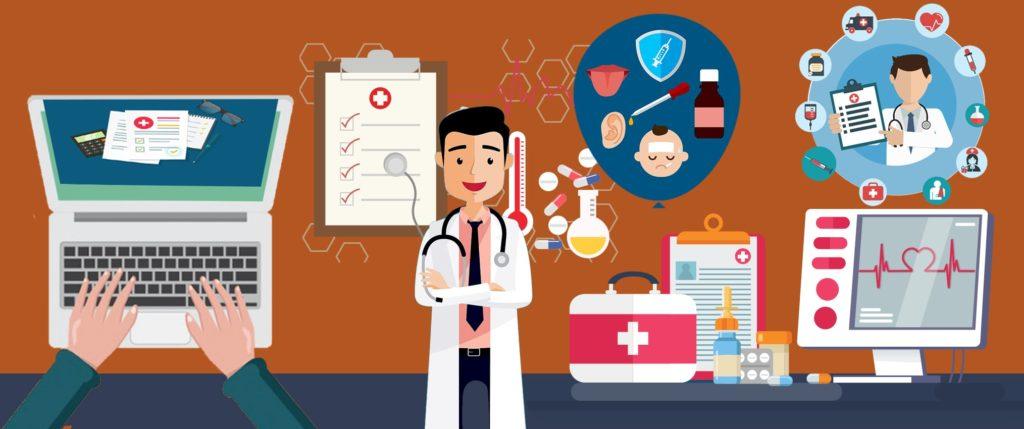 Healthcare data entry services