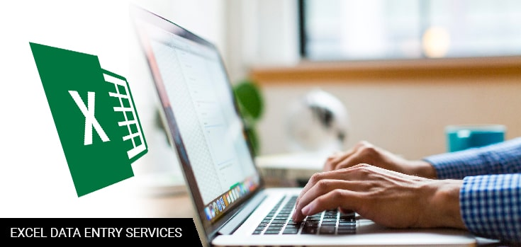 Excel Data Entry Service