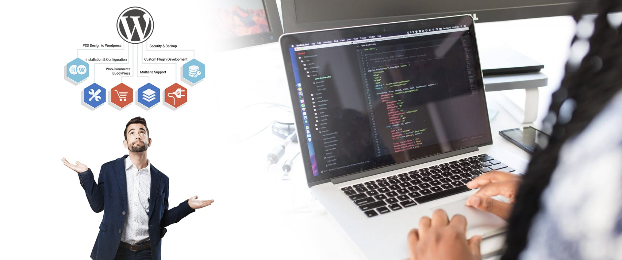 major benefits of hiring wordpress developer