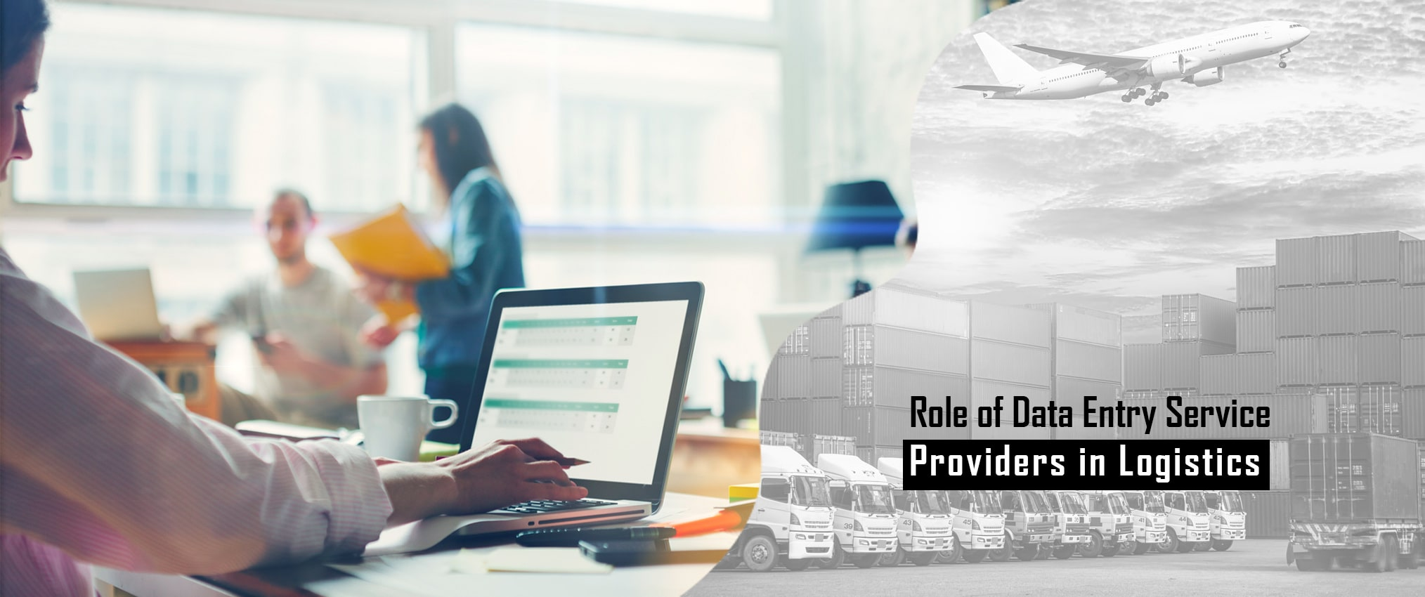 Role of Data Entry Service Providers in Logistics