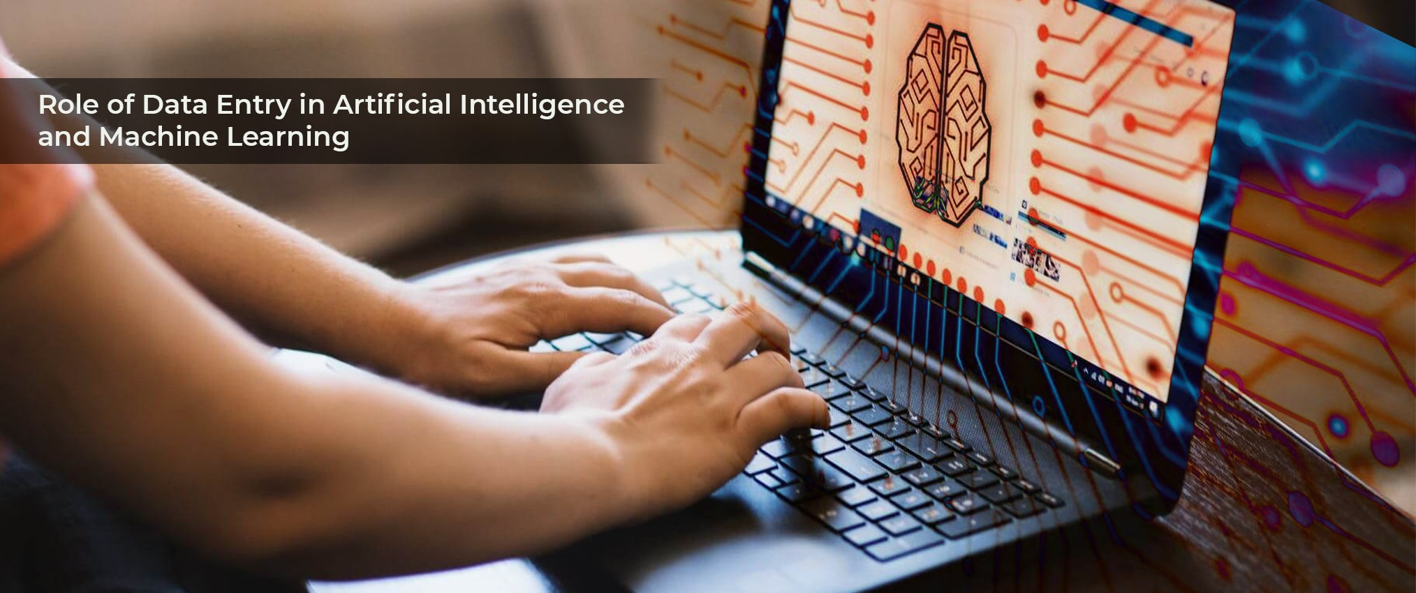 Importance of Data Entry in Artificial Intelligence and Machine Learning